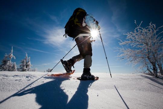 Snowshoeing-1463729235