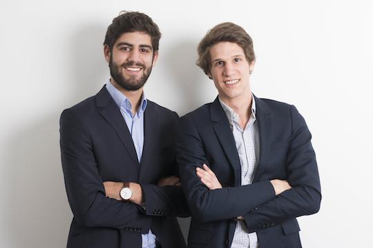 Benjamin Seban et Yannis Richardt