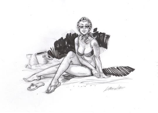 Femme_aux_lunettes__sketch_m_diums_mixes_sur_papier_format_am_ricain_8_5_pouces_x_14_pouces_40_euros-1511341440