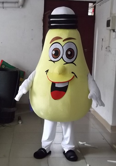 Adulte-lumi-re-lampe-ampoule-de-mascotte-costume-1513277409