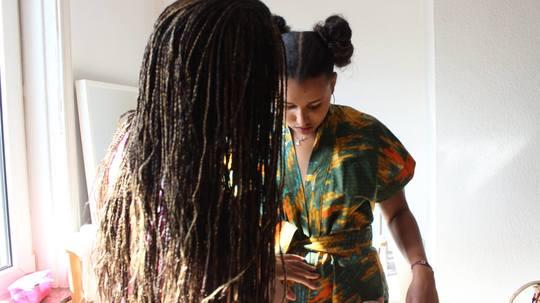 Noir lesbienne documentaire