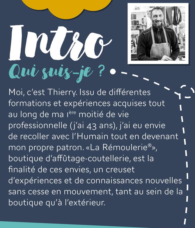 Biographie La Rémoulerie