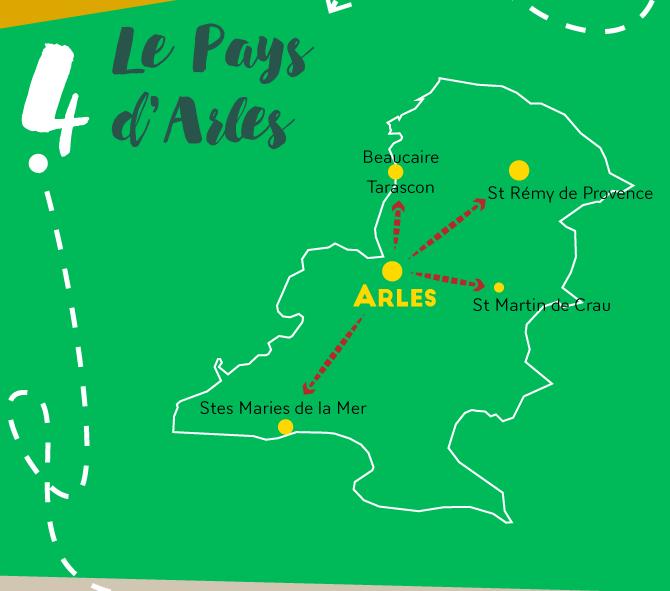 Le Pays d'Arles - La Rémoulerie
