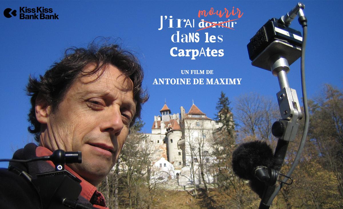 Antoine de Maximy   J'irai mourir dans les Carpates Affiche vs Zvi 02 1557845549