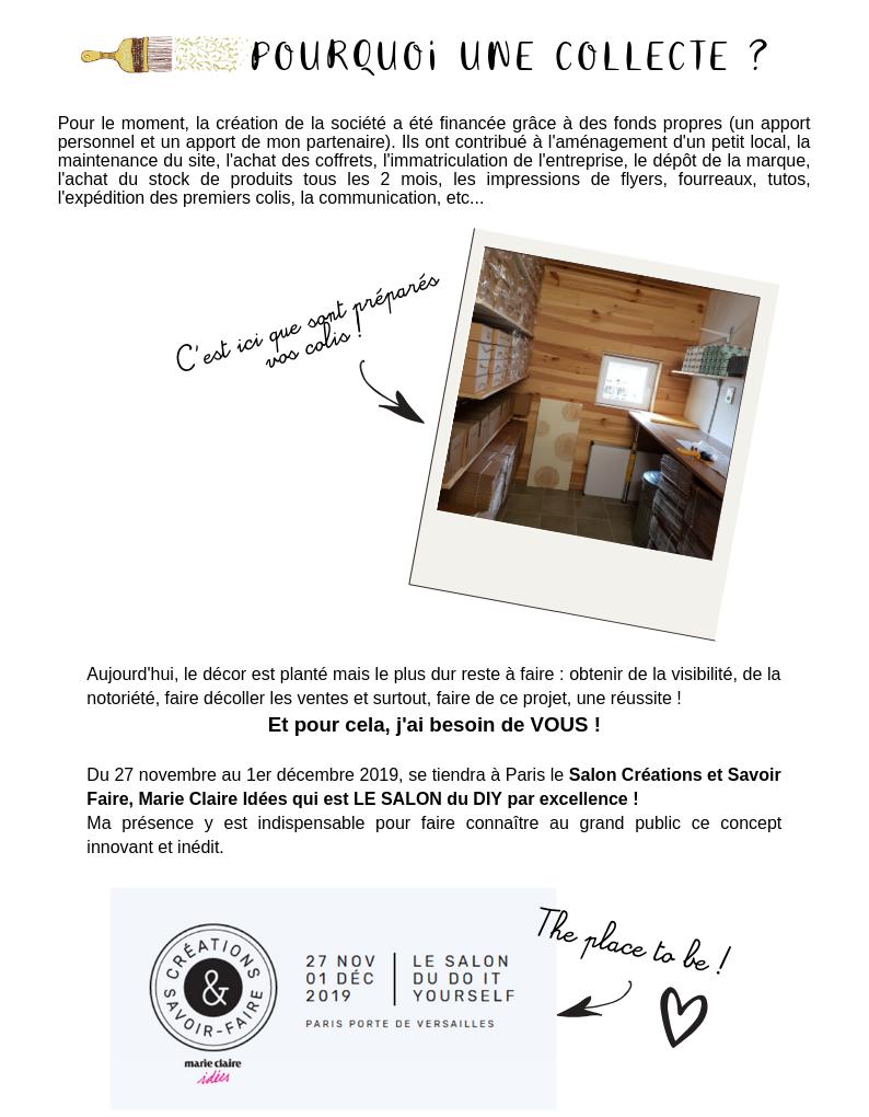 Paint In Box La Box Diy Ecoresponsable Pour Kisskissbankbank