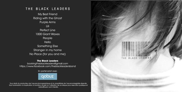 Participez au 2nd Album des Black Leaders by The