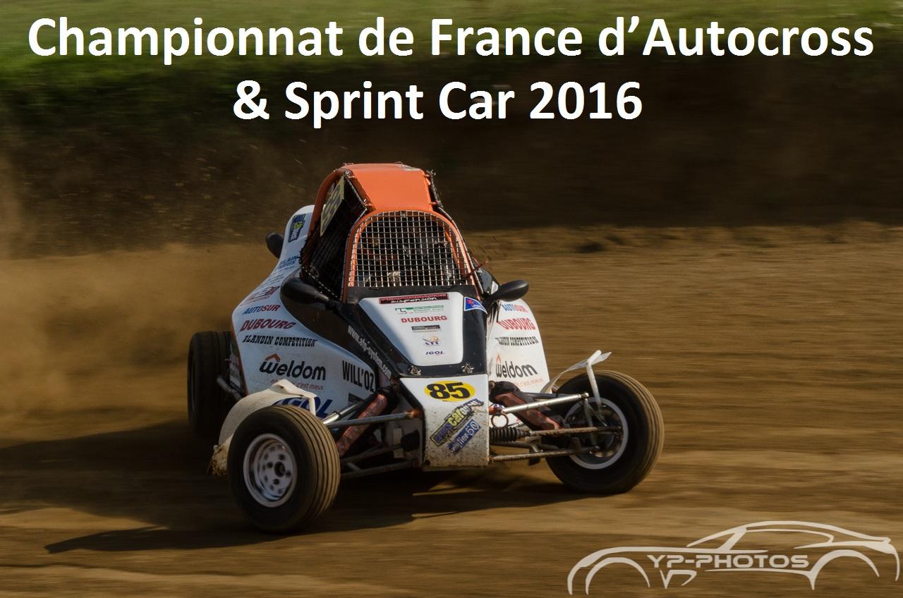 Calendrier Autocross Ouest 2019.Coupe De France Pour Romain Saison 2016 Par Blandin