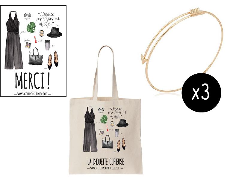 1e95dec3696 La Chouette Curieuse par Leonie.Ldlpn — KissKissBankBank