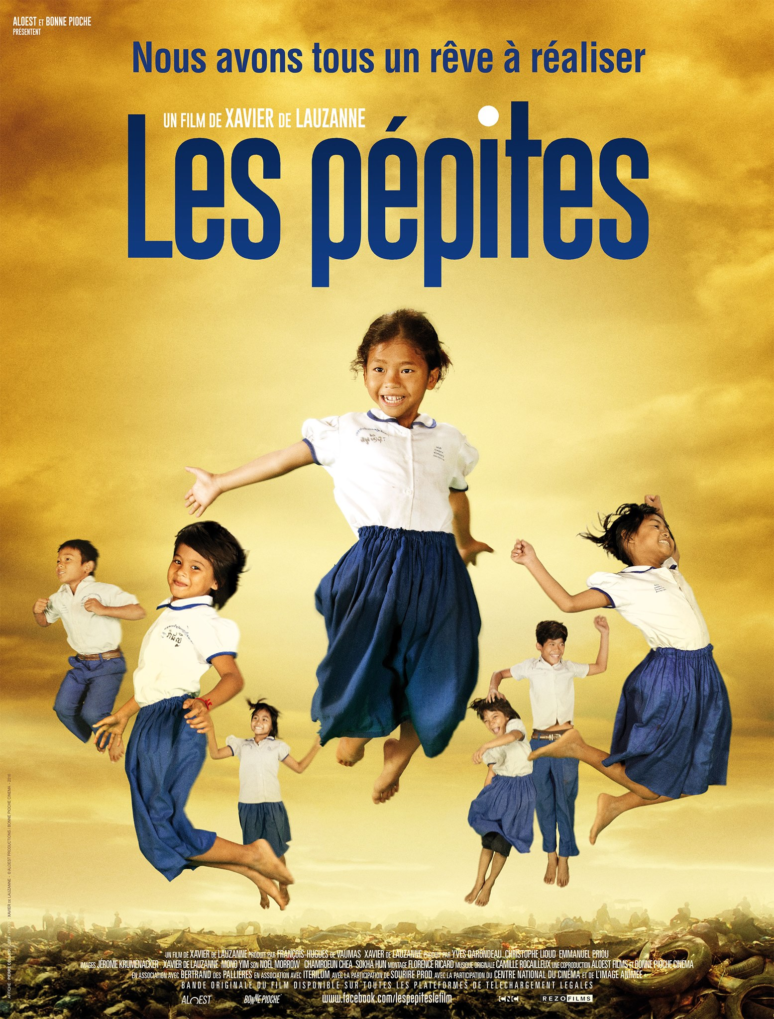 Les Pépites by Rezo Films — KissKissBankBank
