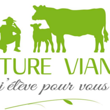Normal logo nature viande