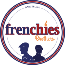 Normal logo frenchies brothers barcelona flat 1459112506
