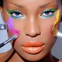 Normal the best makeup for dark skin